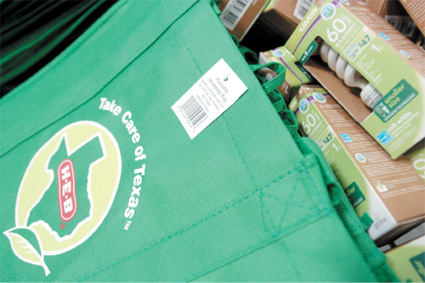 Businesses try to become more environmentally friendly