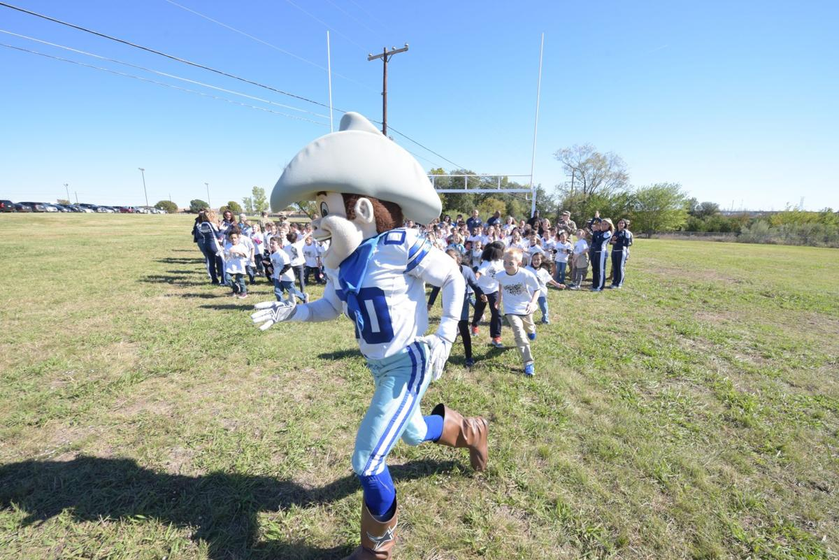Cowboys minicamp