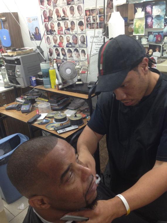Larry's Barbershop