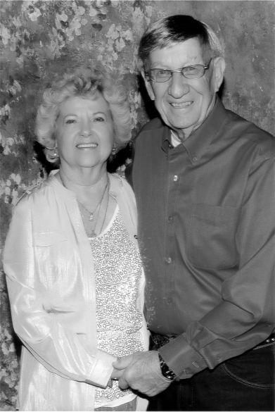 J.B. and Claudette Davis