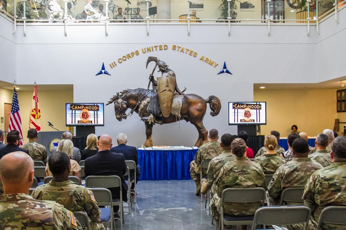 Fort Hood 74th anniversary