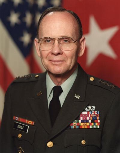 Lt. Gen. Doyle