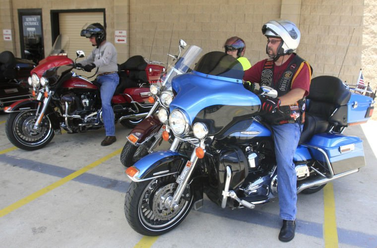 Ride for charity