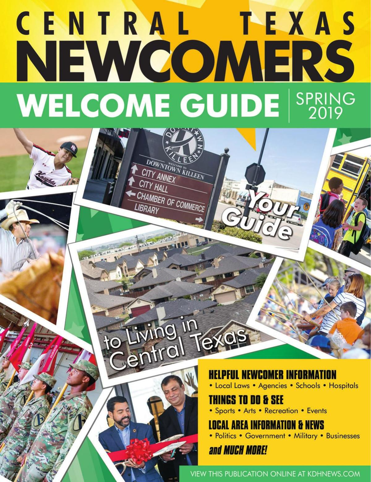Newcomers Spring 2019