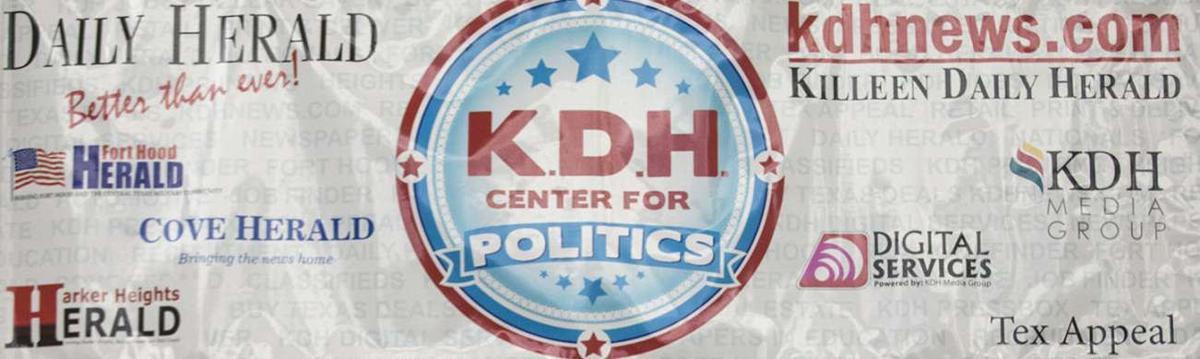 Center for politics logo