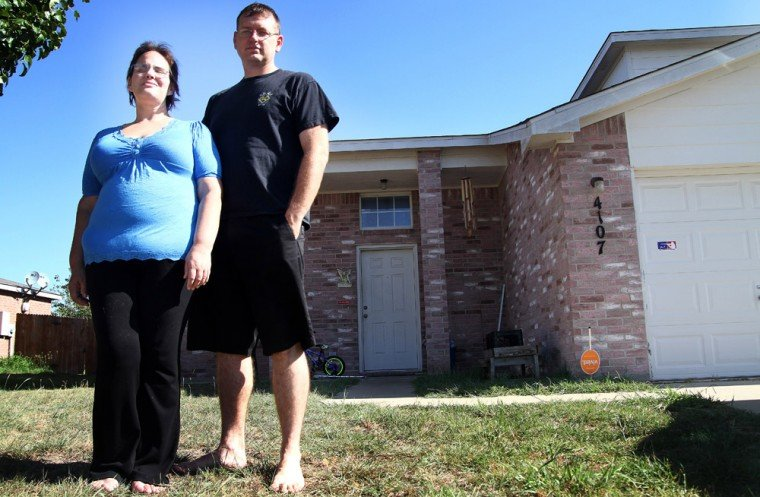Family faces possible Foreclosure
