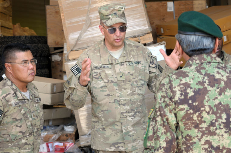 13th Sustainment in Afghanistan