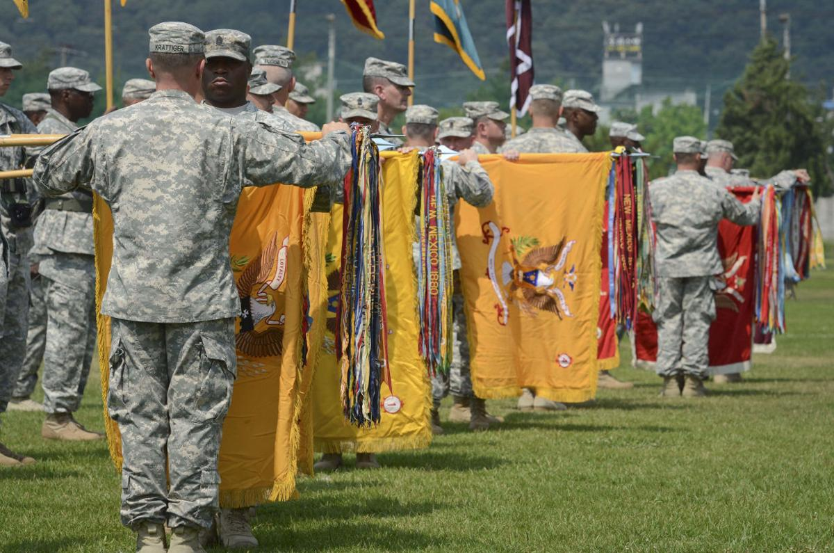 2nd Brigade takes over Korea mission