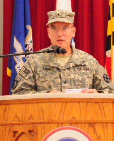 Brig. Gen. Rodney D. Fogg,