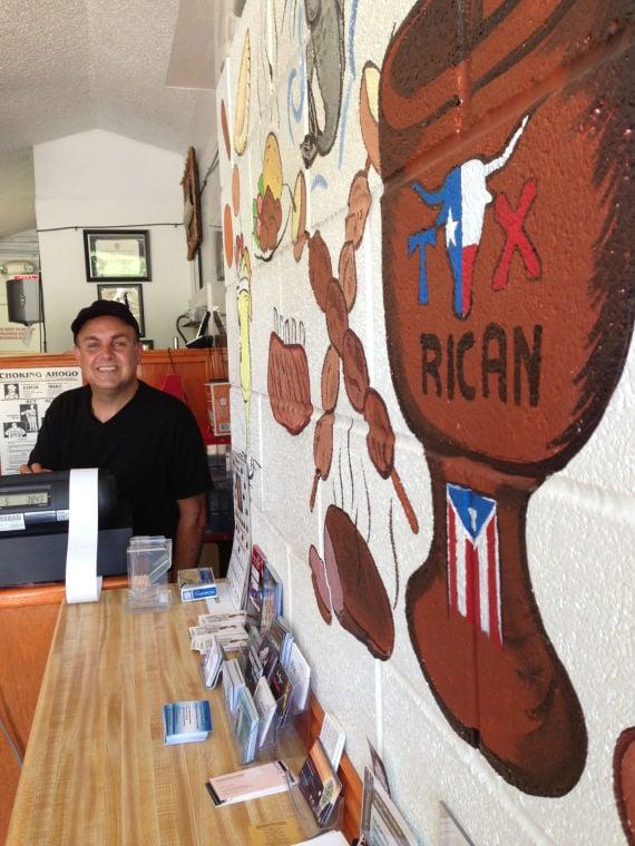 Tex-Rican Bar-B-Que