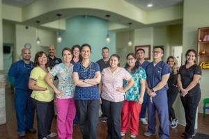 Clear Creek Family & Cosmetic Dentistry Staff