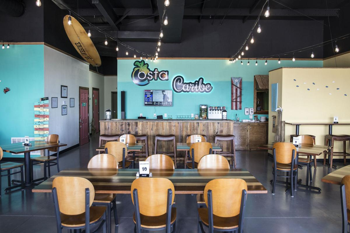 New in Killeen: Costa Caribe, a Puerto Rican seafood restaurant ...