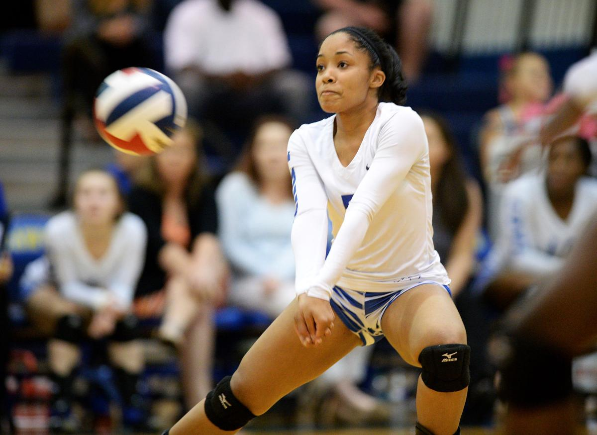 Copperas Cove v Midway-vball