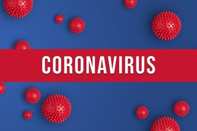 Optimized Coronavirus Graphic Logo