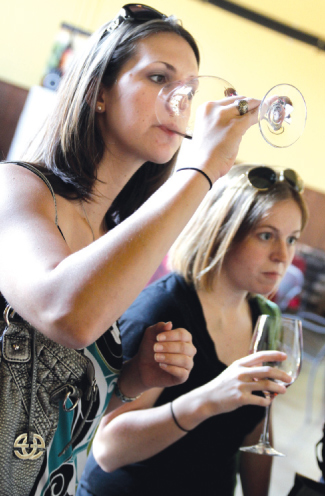 Hitting the trail to taste Texas wines