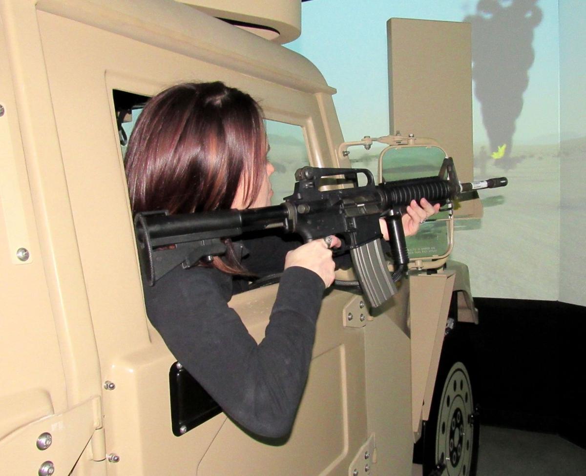 Vision XXI Fort Hood