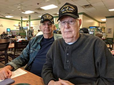 Cove veteran