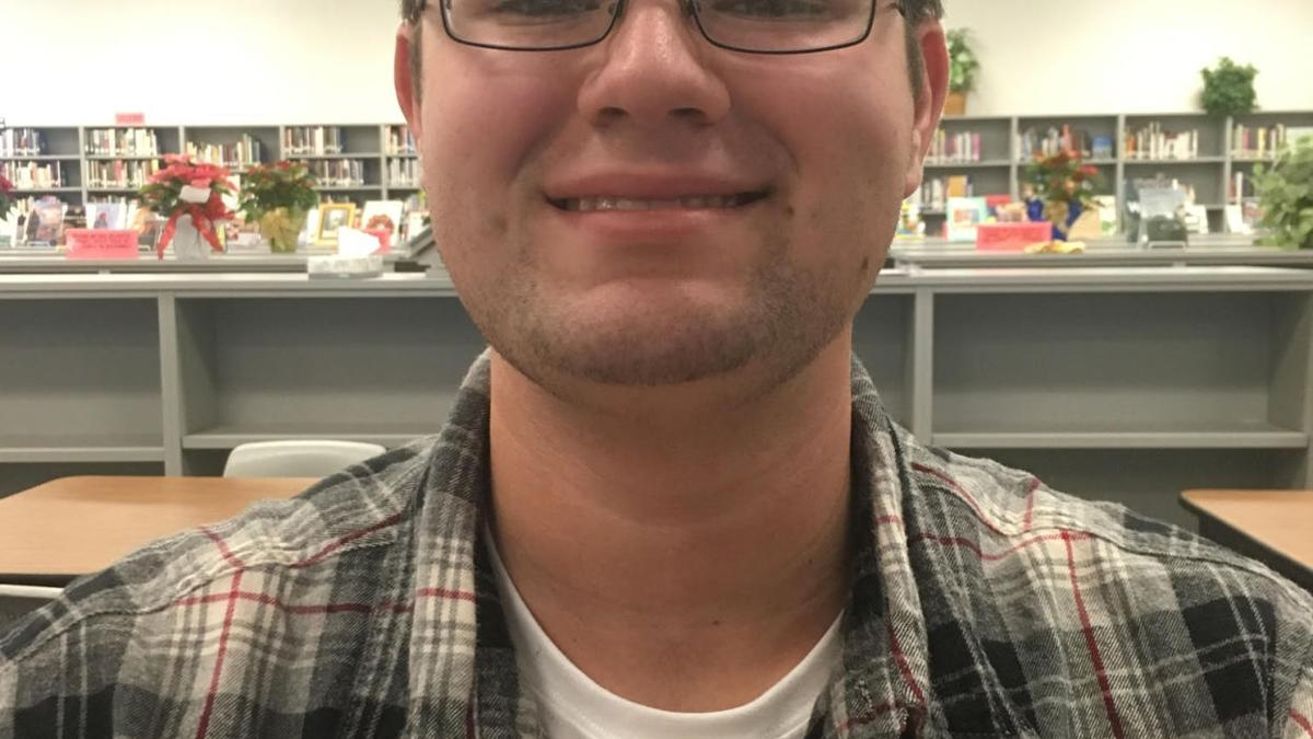 HHHS senior loves to  help others