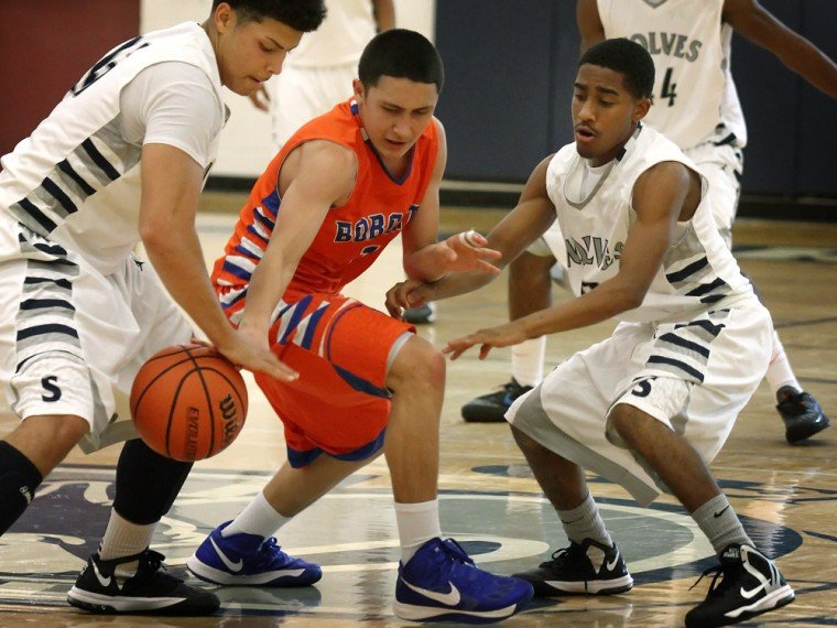 Boys Basketball: Shoemaker v. San Angelo Central