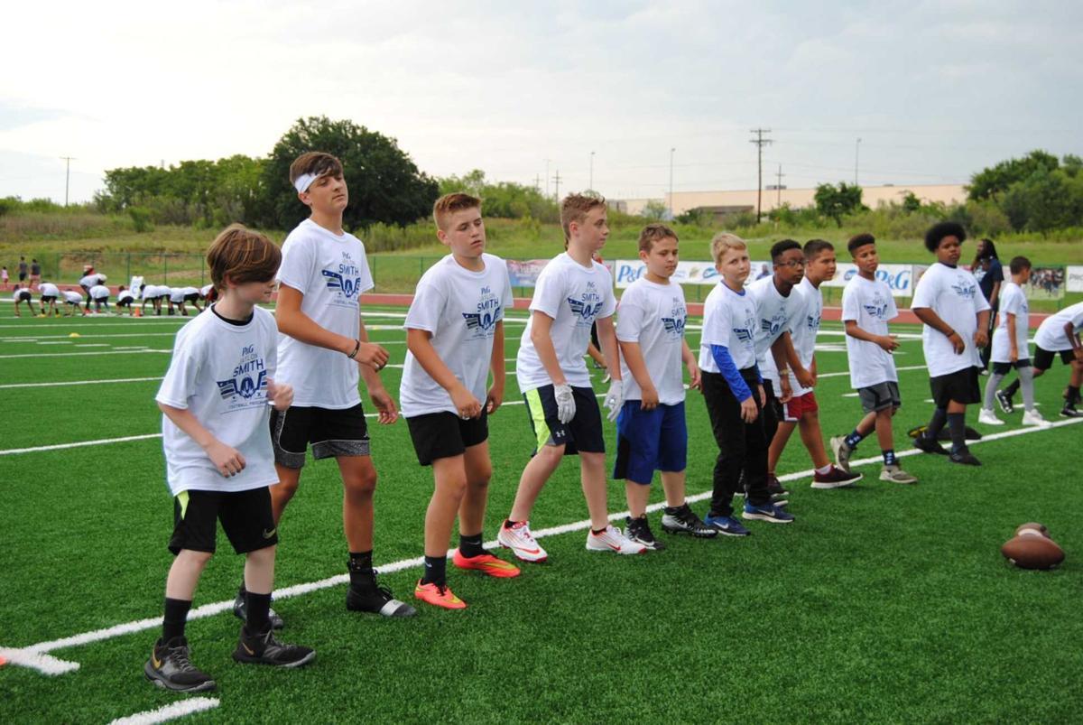 Football camp
