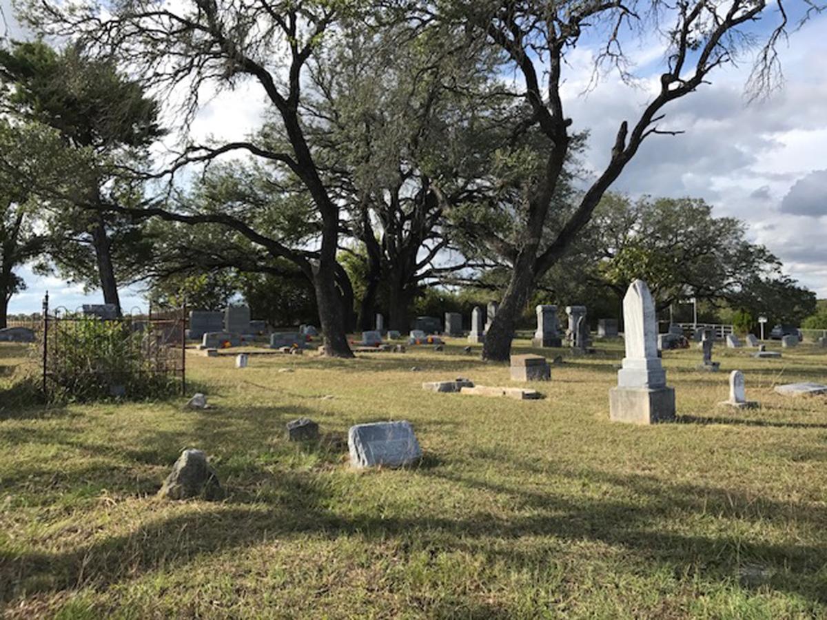 Maxdale Cemetery