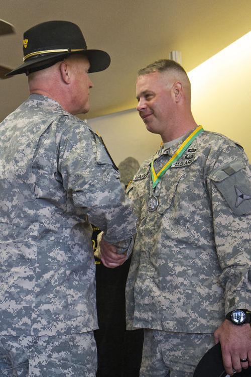 Noble Patron of Army Award