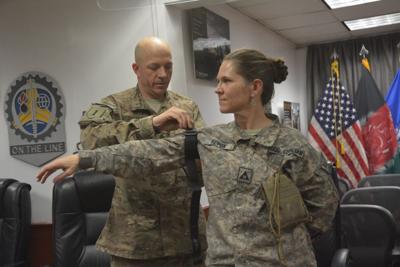 Staff Sgt. Adam Small