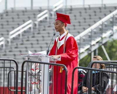 Belton New Tech graduation