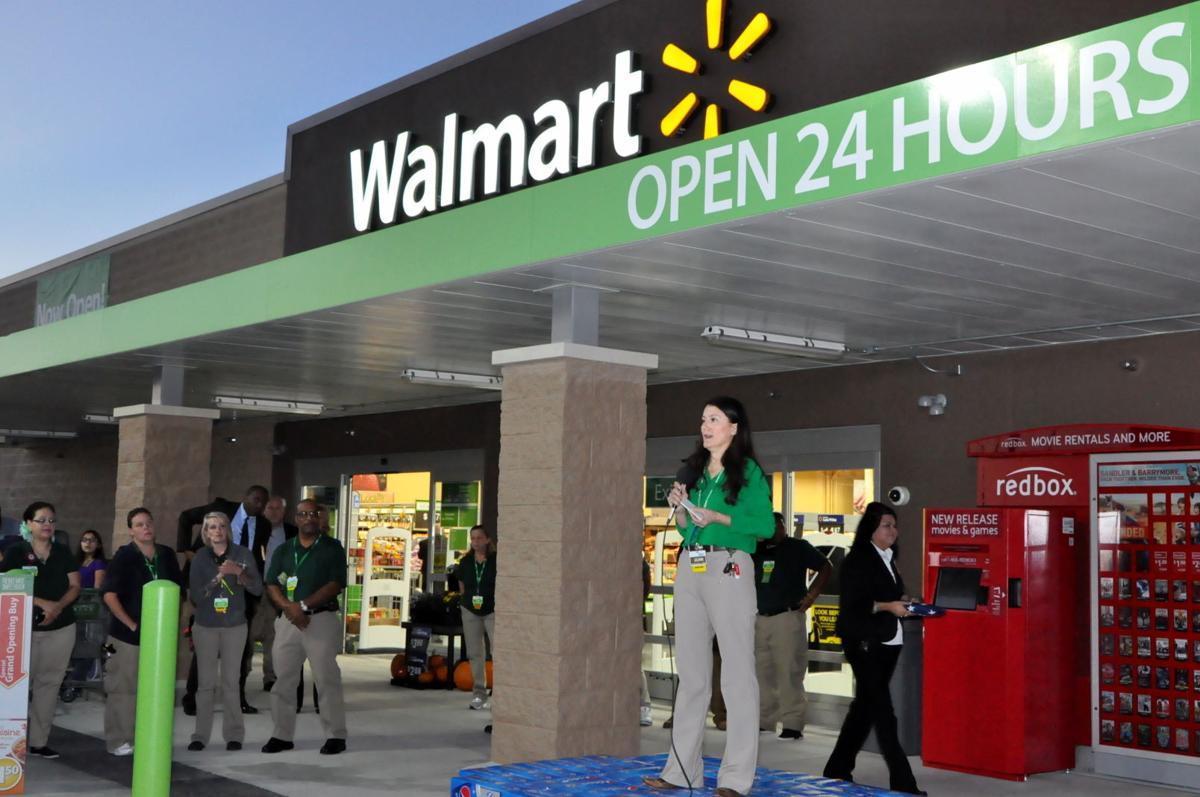 new wal mart grocery store opens in harker heights