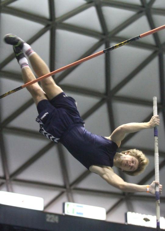 Texas Elite Pole Vaulting Competition