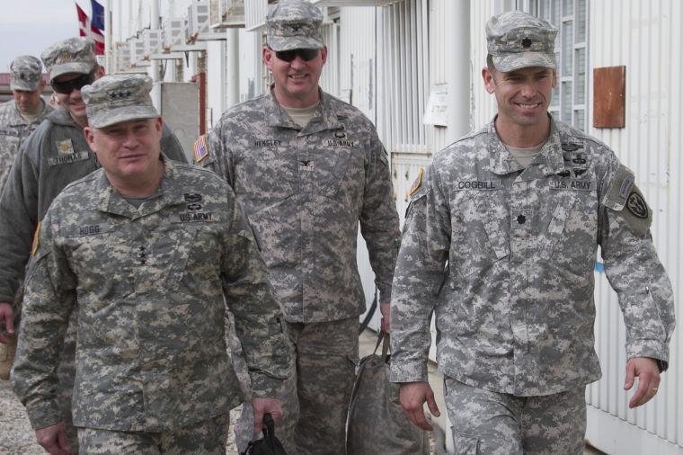 504th BfSB in Kosovo