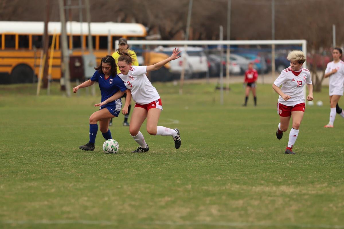 Temple-Belton girls soccer
