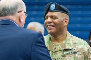 13th ESC Change of Command