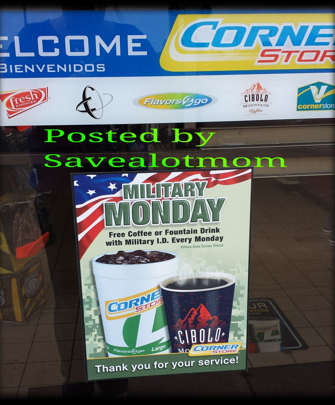 FREE Drink every Monday!