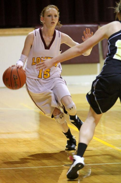 Lometa's Barnett gives her all for teammates