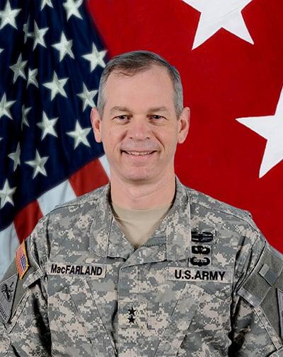 Maj. Gen. Sean MacFarland