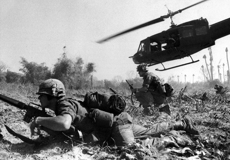 Vietnam Ia Drang Valley