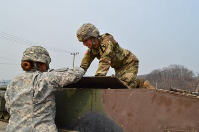 Tank mechanics
