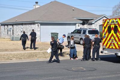 Killeen police arrest man after chase