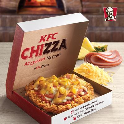 Introducing the Chizza