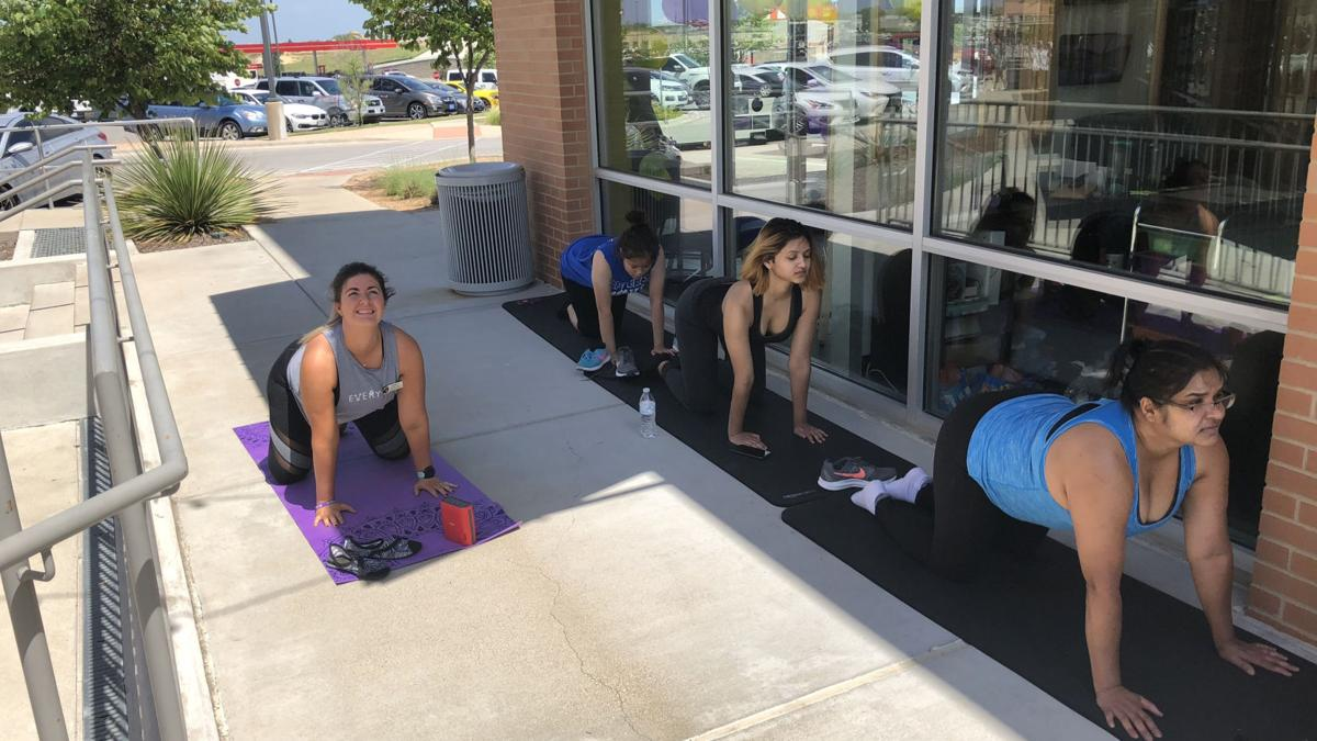 Anytime Fitness hosts open house