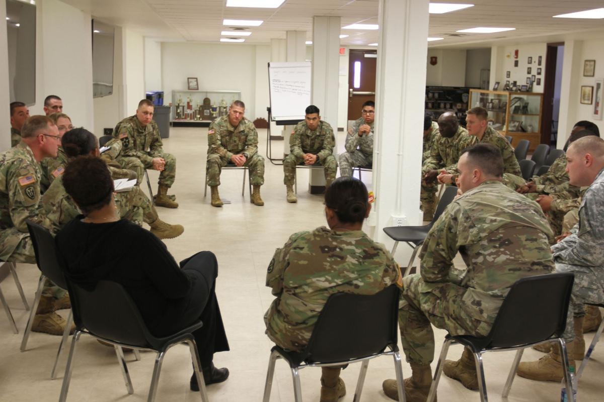 Resiliency training