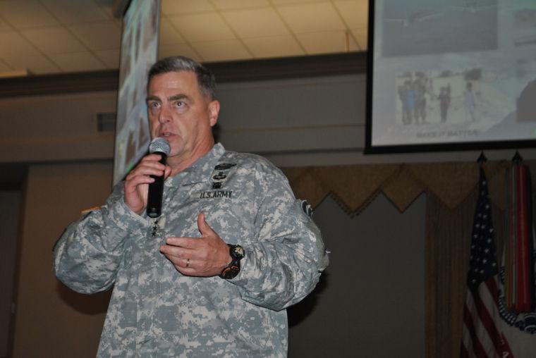 Lt. Gen. Mark Milley