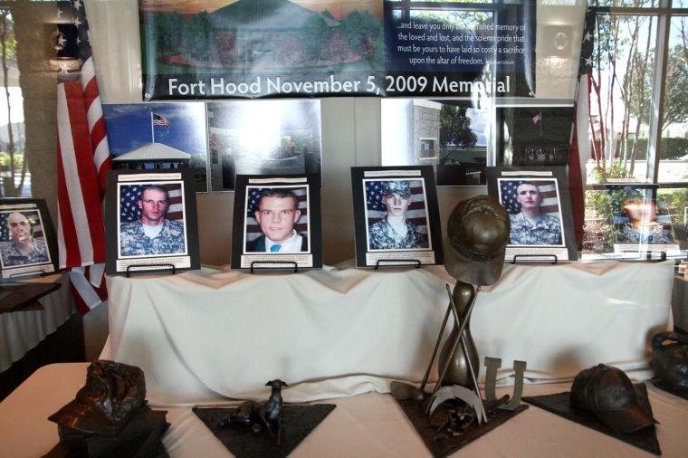 Fort Hood shooting memorial