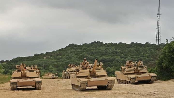 3,500 Fort Hood troops to deploy to Europe