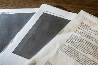 Report redactions