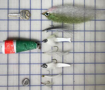BOB MAINDELLE: Borrowing from saltwater tackle box for