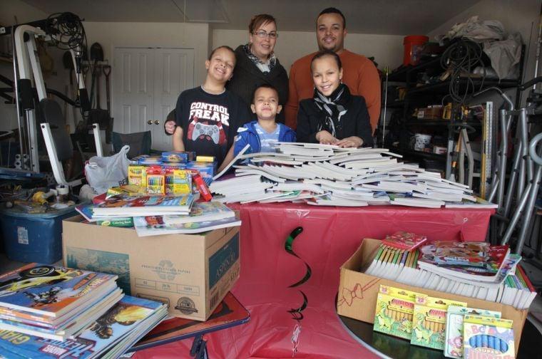 Nolanville children to deliver Colorful Christmas to McLane patients
