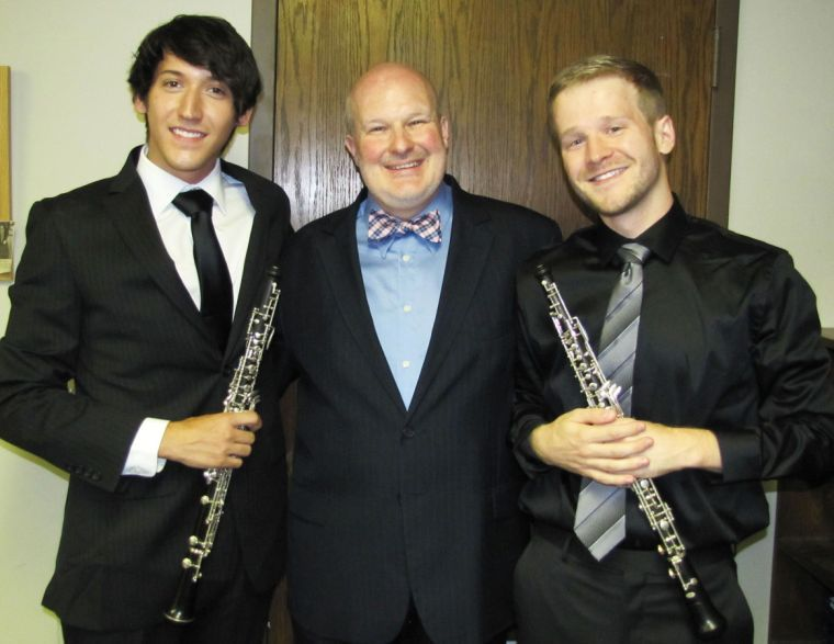 Jeffrey Arnold concert series