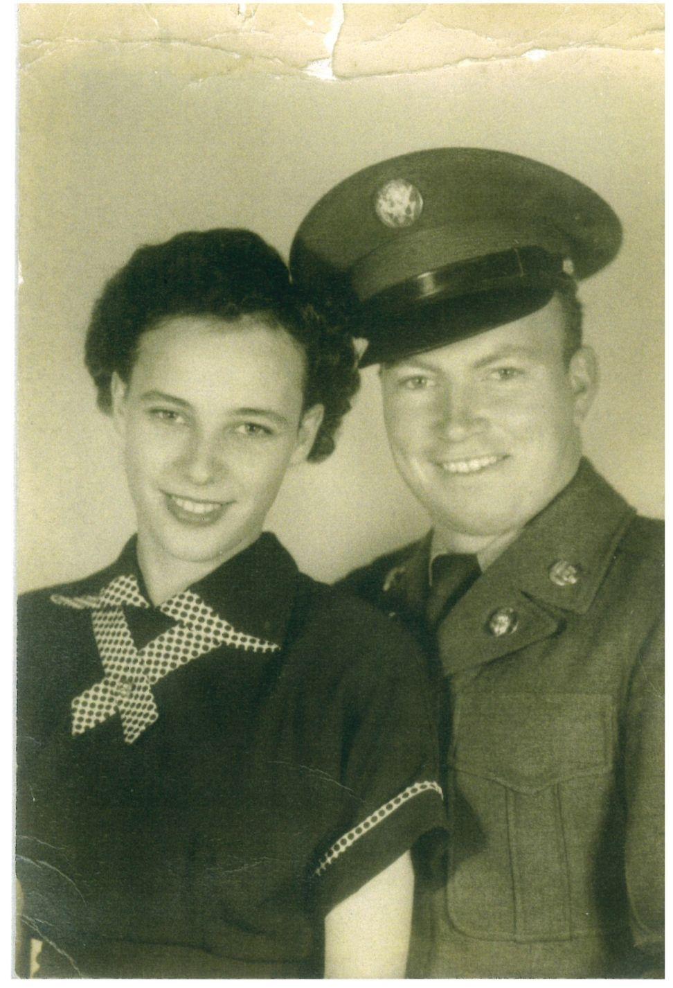 Carl and Marjorie Deardorff